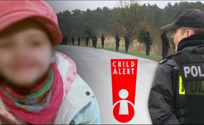Porwana 10-latka odnaleziona w Niemczech