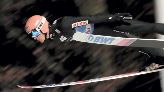 06.01.2020 | Dawid Kubacki zwycięzcą Turnieju Czterech Skoczni