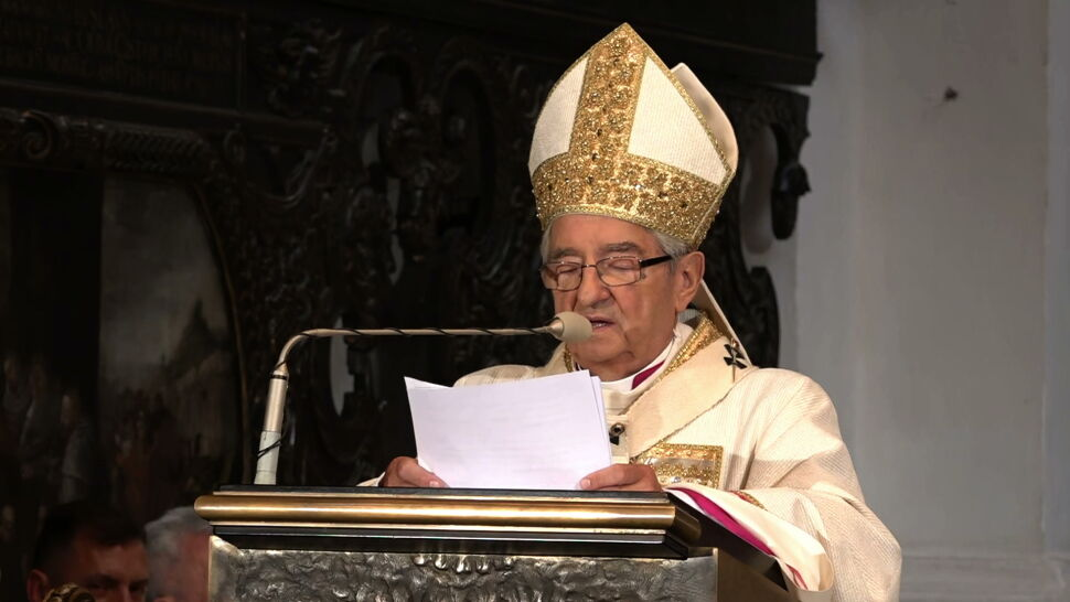 """Kościelne dochodzenie w sprawie arcybiskupa Głódzia. """"Przesłuchania są prowadzone bardzo wnikliwie"""""""