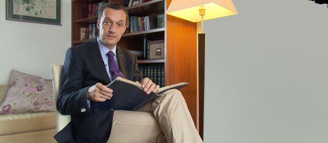 Maciej Mazur zapowiada swoją książkę