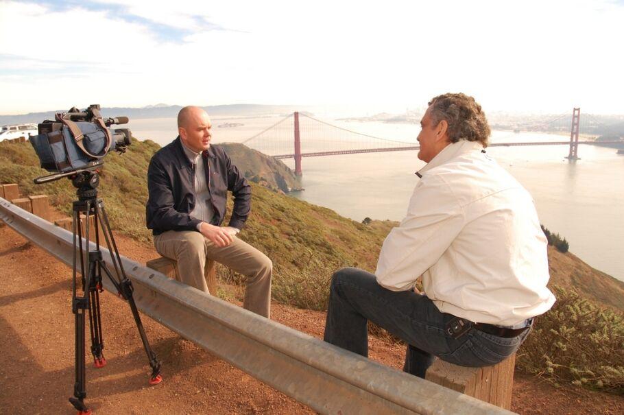 Cezary Grochot w San Francisco
