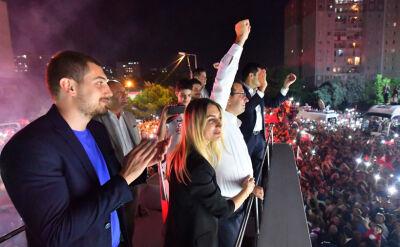 Powtórka wyborów na burmistrza Stambułu. Kandydat opozycji wygrał w cuglach