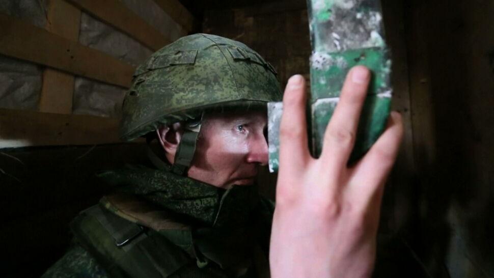 """Rosyjskie wojska przy granicy z Ukrainą. """"Tego można było się spodziewać"""""""