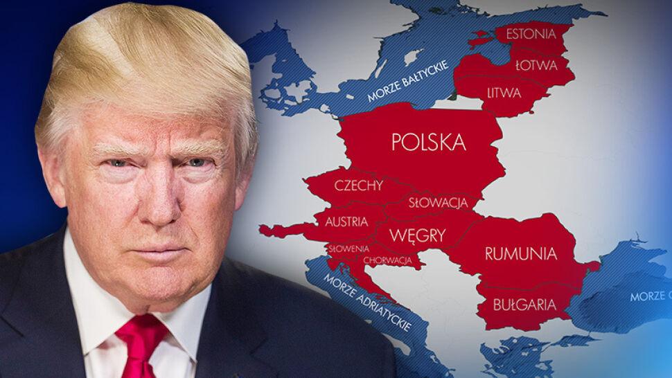 """Donald Trump wkrótce w Warszawie. """"Historyczne wydarzenie"""""""