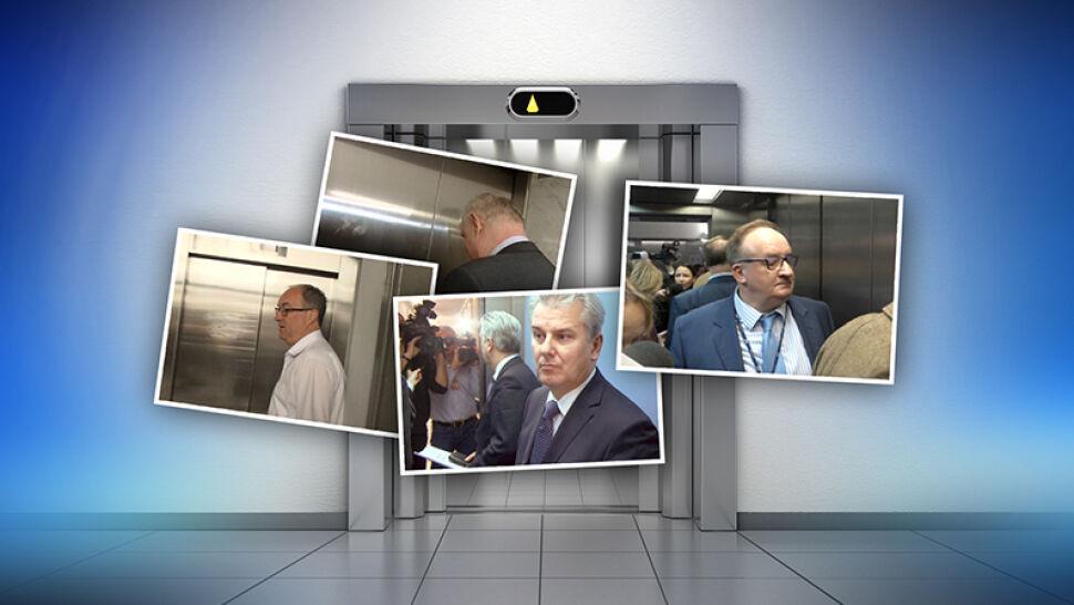 Polscy politycy nie mają po drodze z windami. Jacek Saryusz-Wolski to tylko ostatni przypadek