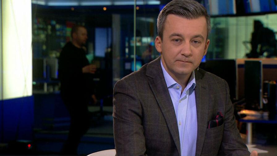 Skórzyński: PiS przygotowuje się na własną porażkę i chce z niej wyciągnąć jak najwięcej