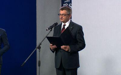 Marszałek Kuchciński pod lupą prokuratury