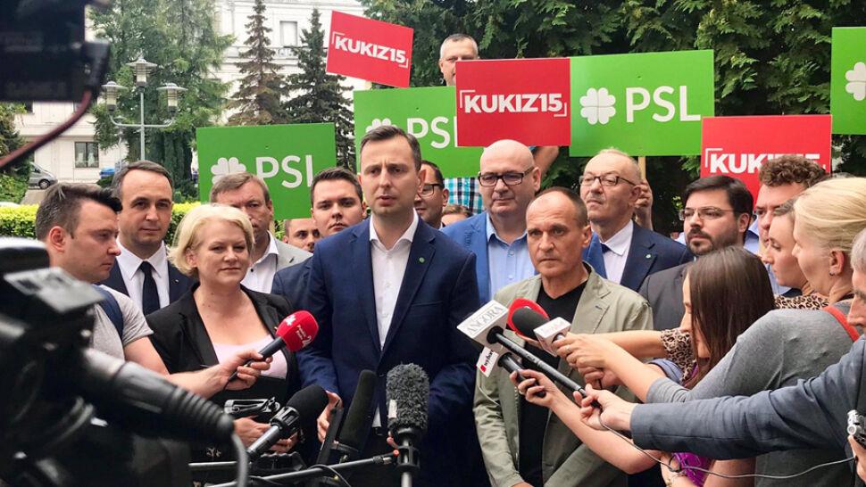 """""""Koalicja Polska staje się faktem"""". Paweł Kukiz wystartuje z list PSL"""