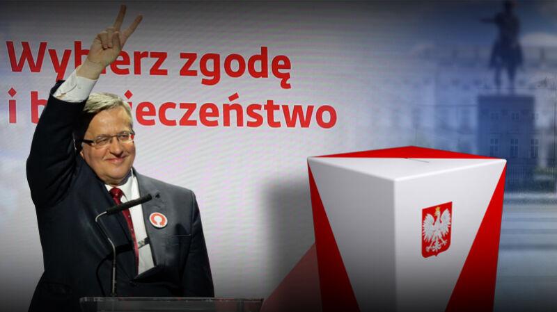 07.05.2015 | Sopot: konwencja wyborcza Bronisława Komorowskiego