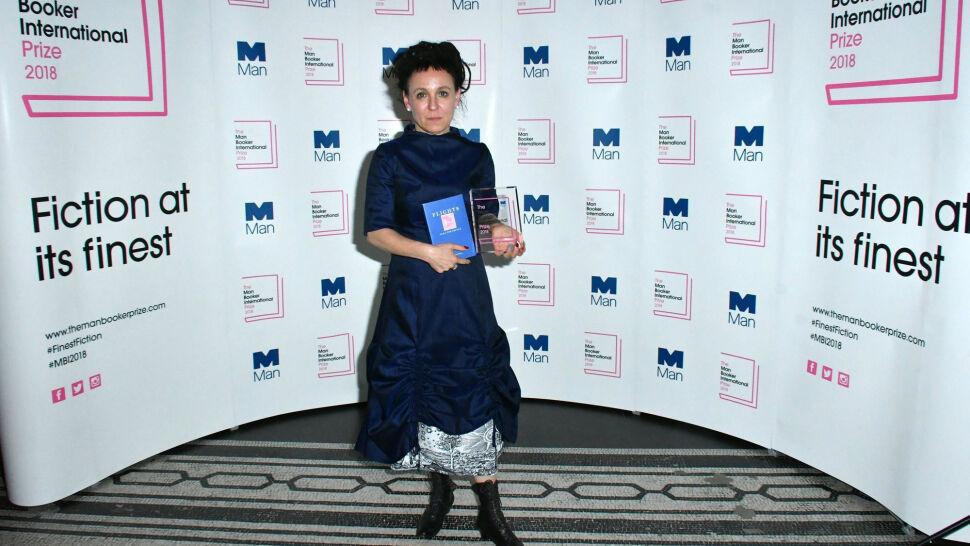 Olga Tokarczuk z szansą na kolejną Międzynarodową Nagrodę Bookera