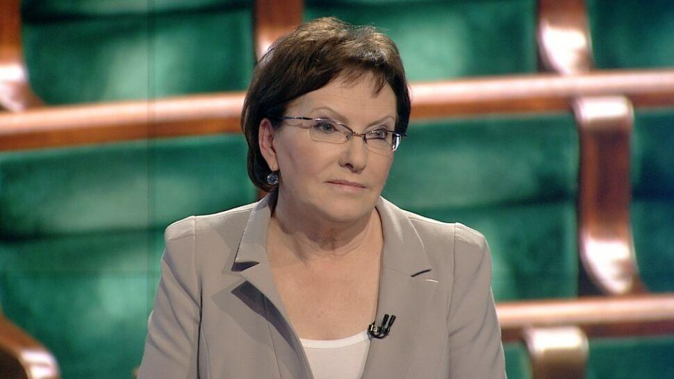 26.03 | Kopacz: kibicuję ministrowi Arłukowiczowi