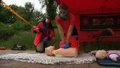 Wypadków takich jak Eriksena są tysiące. Ratownicy przypominają, jak udzielać pierwszej pomocy