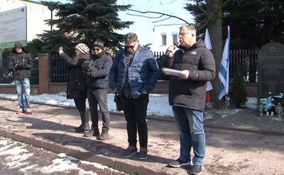 Spór o obchody upamiętniające wymordowanie Żydów w Radomsku