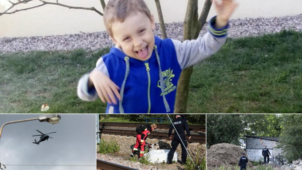 5-latek z Grodziska Mazowieckiego poszukiwany. Zaginął w tajemniczych okolicznościach