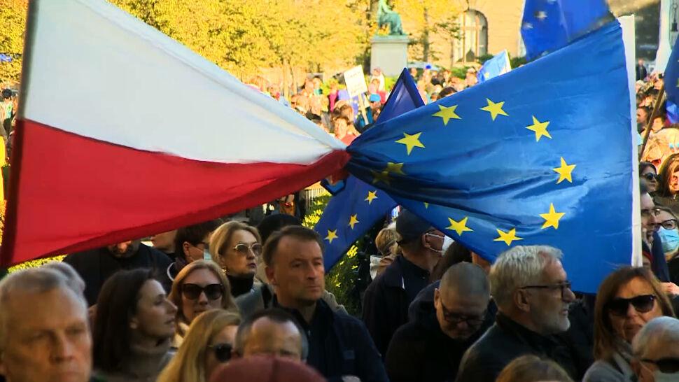 90 procent badanych dobrze ocenia członkostwo Polski w Unii Europejskiej