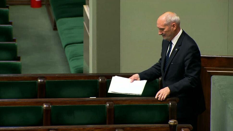 Brejza: Macierewicz ujawnił tajne informacje. Opozycja chce reakcji prokuratury