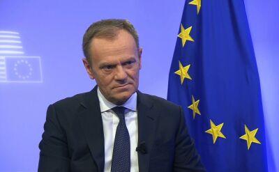 Tusk: bez planu nie ma co próbować wyruszać do wielkiego boju o Polskę