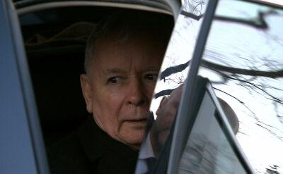 """Jarosław Kaczyński zawiadamia prokuraturę. """"To nie jest zastraszanie opozycji"""""""