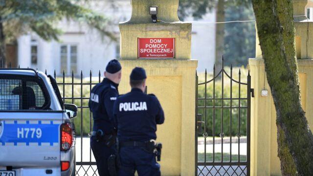 07.04.2020   Drzewica, Tomczyce, Koszęcin. Pracownicy domów opieki społecznej apelują o pomoc