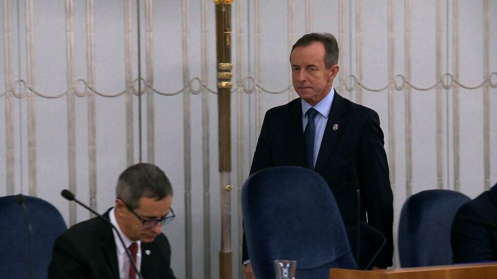 """""""Ustawą represyjną"""" zajmie się Senat. Marszałek Grodzki zapowiada konsultacje"""
