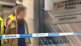 15.12.2017 | Zarzut o działania terrorystyczne dla mężczyzny podejrzanego o podpalenie biura Beaty Kempy