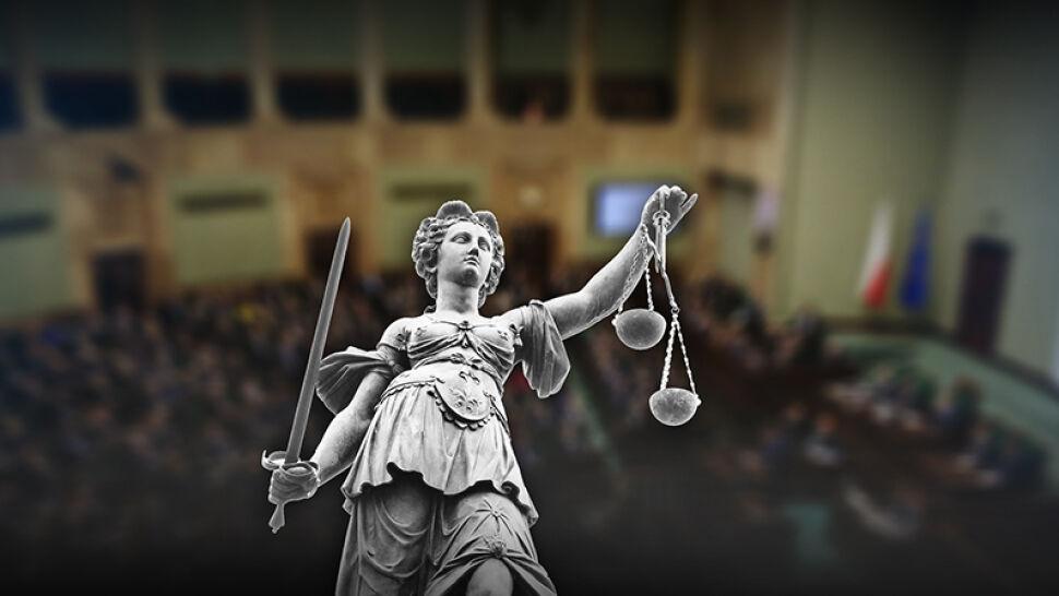 """Środowiska prawnicze krytykują proponowane zmiany w sądownictwie. """"To są po prostu rządy autokratyczne"""""""