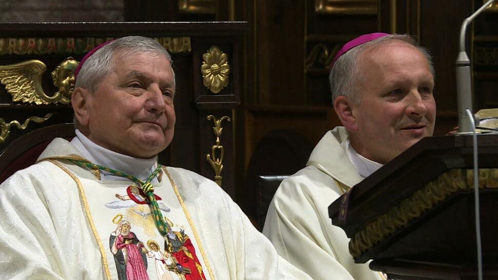 Papież przyjął rezygnację biskupa kaliskiego Edwarda Janiaka