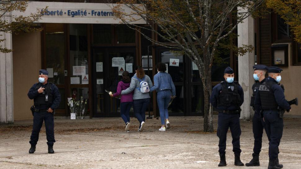 Francja poruszona morderstwem nauczyciela. Sprawcą 18-letni uczeń