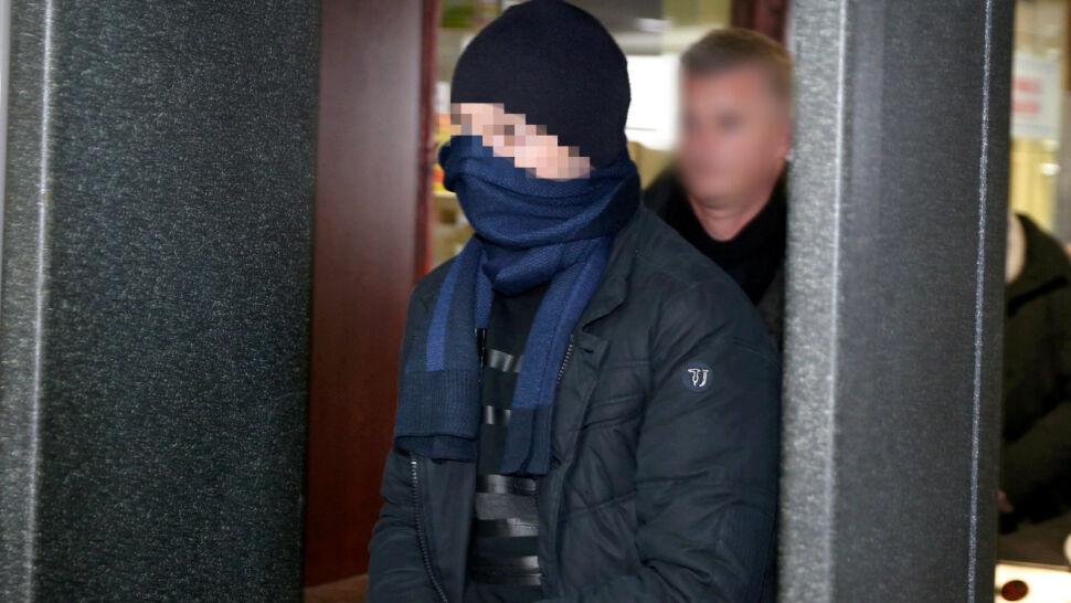 Marek Ch. doprowadzony do prokuratury. Były szef KNF usłyszał zarzuty korupcyjne