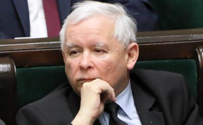 """""""Taśmy Kaczyńskiego"""". Politycy PiS mówili o """"laurkach"""", ale prezes żąda przeprosin"""