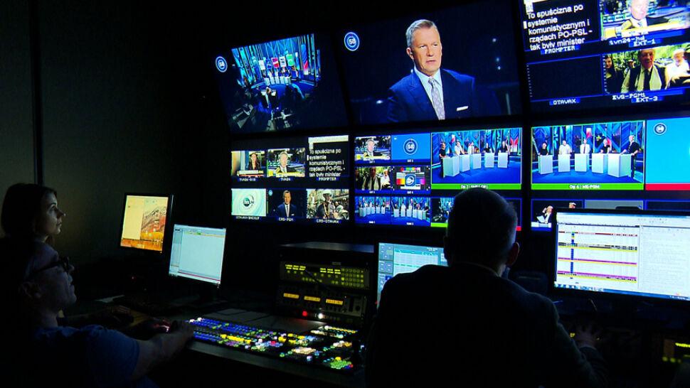 """Minuta na odpowiedź i możliwość riposty. Debata """"Czas decyzji"""" już o 19:25 w TVN24"""