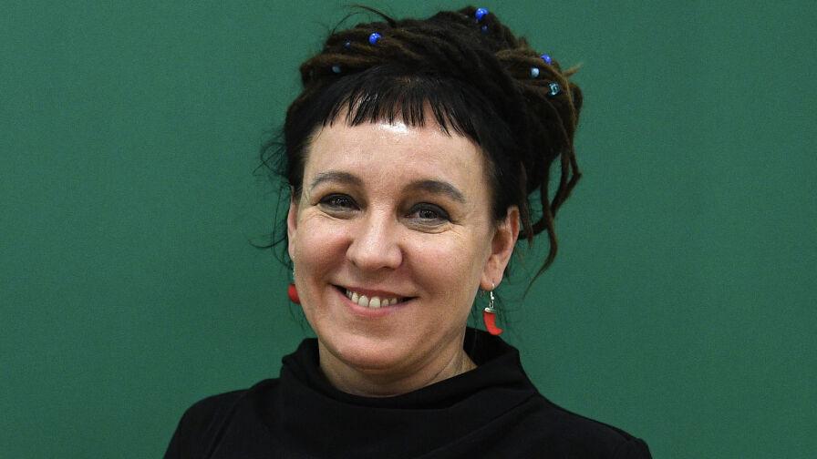 Nagroda Nobla dla Olgi Tokarczuk