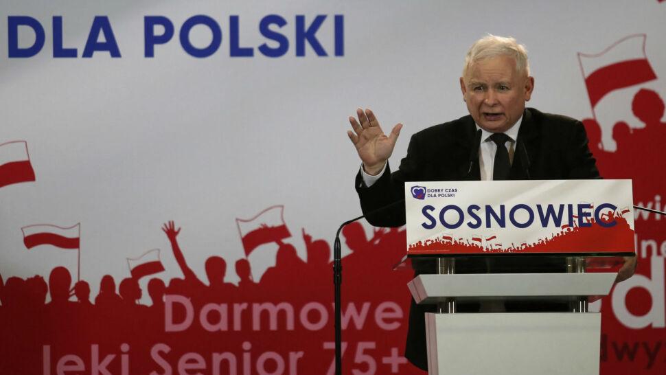 """Jakie elity chce """"piętnować"""" prezes PiS Jarosław Kaczyński?"""