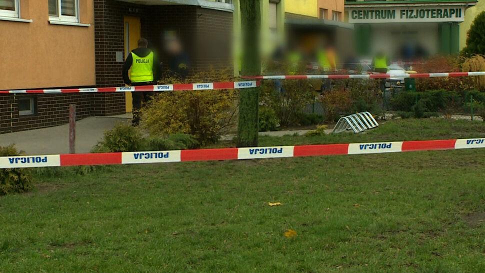 Policyjną interwencję w Koninie nagrywały trzy kamery. Kluczowego momentu brak