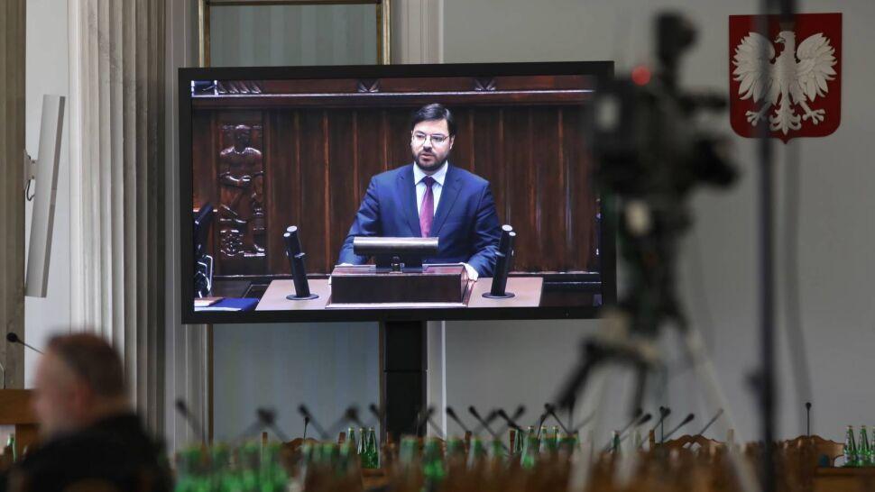 """Sejm rozpoczął prace nad """"tarczą antykryzysową"""""""