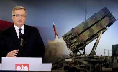 21.04.2015 | Militarne miliardy Polski. Kupujemy broń