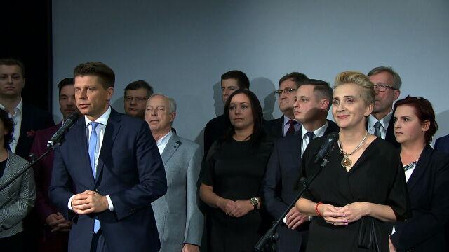 """""""Teraz tworzę partię Razem"""". Założyciel nowej partii zapomniał jej nazwy"""
