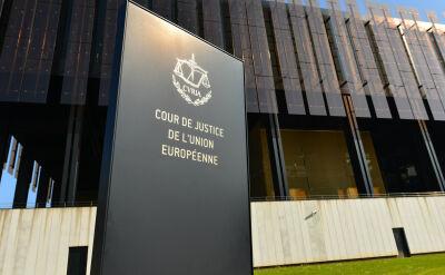 O północy mija termin przesłania do TSUE odpowiedzi polskich władz