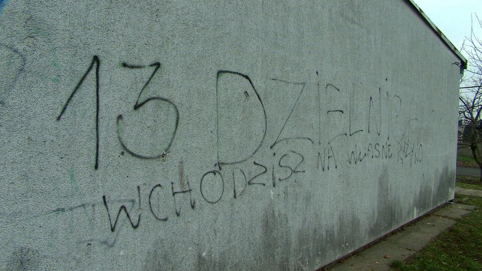 Zmowa milczenia i strach mieszkańców. Sąsiedzki terror w Lesznie