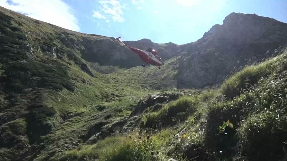 Walka o życie grotołazów uwięzionych w jaskini w Tatrach
