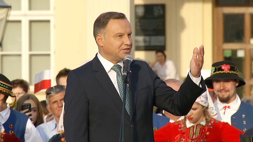 """Światowe media komentują słowa Andrzeja Dudy o """"wyimaginowanej wspólnocie"""""""