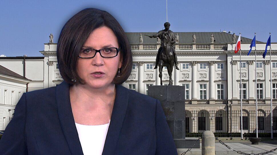 """""""Fakty"""" TVN: Sadurska odejdzie 12 czerwca, później ma trafić do PZU"""