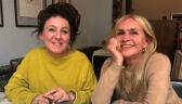 11.10.2020 | Rok po literackiej Nagrodzie Nobla Olga Tokarczuk podpisała książkę dla Igi Świątek