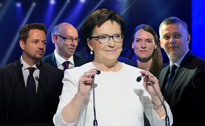 20.06.2015 | Kopacz przeprasza za błędy i wzywa partię do ciężkiej pracy, a Kaczyńskiego do debaty