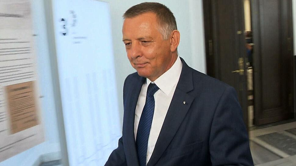 Marian Banaś został wybrany na nowego szefa NIK