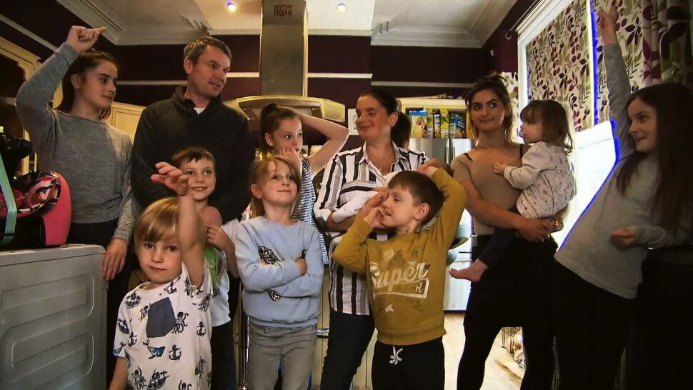 Rodzina 2+20. Prawdopodobnie nikt w Europie nie ma więcej dzieci