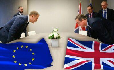 18.02.2016 | Przywódcy unijni na szczycie w Brukseli. Co dalej z Wielką Brytanią i strefą Schengen?