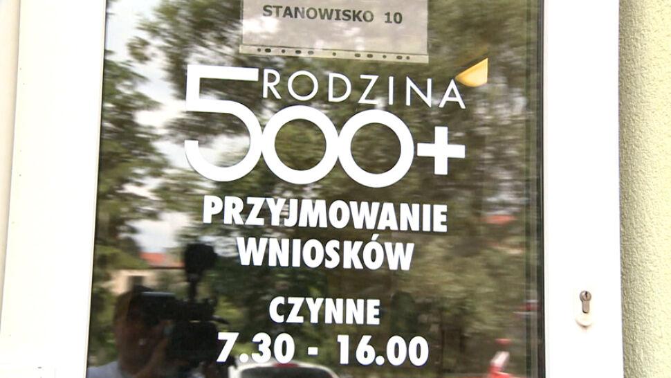 List Trzaskowskiego i konferencja Kaczyńskiego. Spór o pieniądze na 500 plus w Warszawie