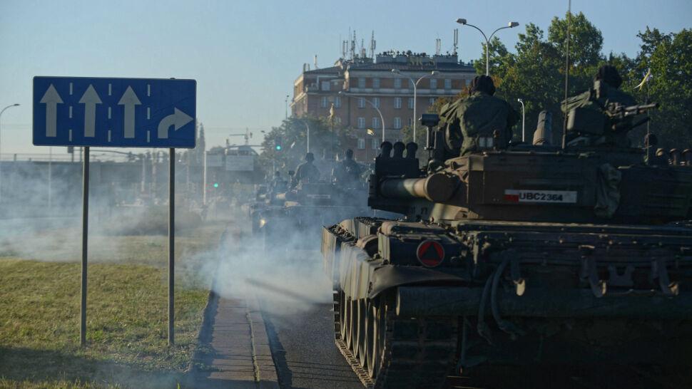 Święto Wojska Polskiego w stolicy. Będą duże utrudnienia