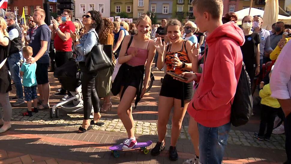 Wielka mobilizacja wśród młodych. To oni zadecydują o wyniku w II turze wyborów?